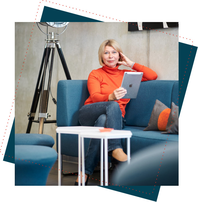 Cornelia Wentzler - Coaching, Consulting, Change Portrait Couch